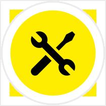 Badge Mobile Werkstatt